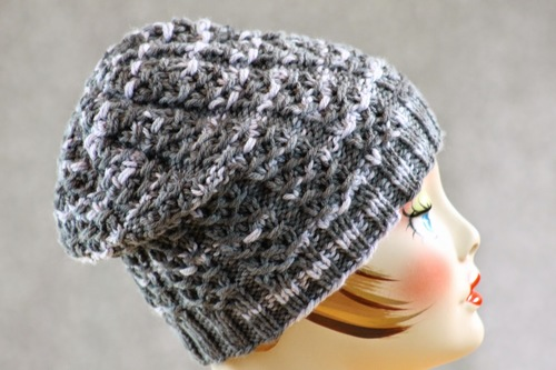 Effortless Stepping Stones Beanie