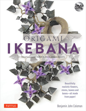 Origami Ikebana by Benjamin John Coleman