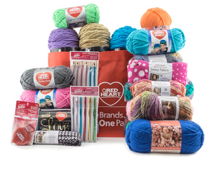 Red Heart Dream Crochet Giveaway