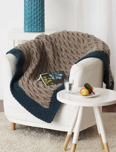 32 Fast Crochet Afghan Patterns ...