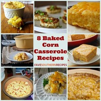 8 Baked Corn Casserole Recipes
