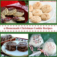 9 Homemade Christmas Cookie Recipes