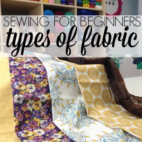 Sew For Beginners Types Of Fabric