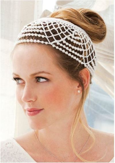 Aphrodite Beaded Headdress