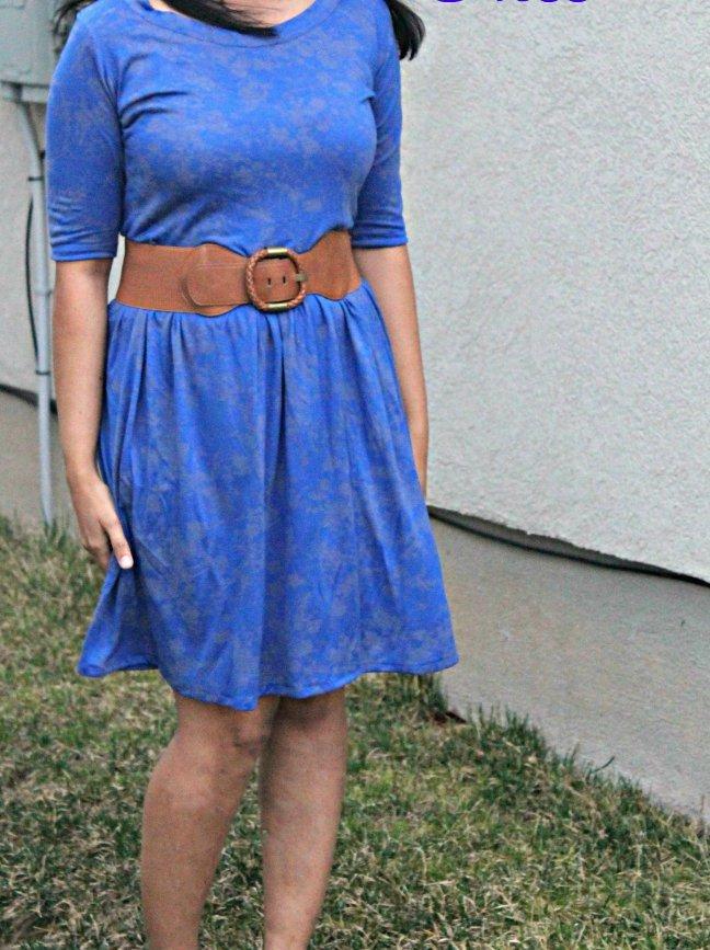Spring Flattering Dress Pattern Allfreesewing Com