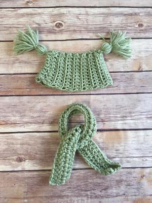 Mystery Crochet Along Week 5
