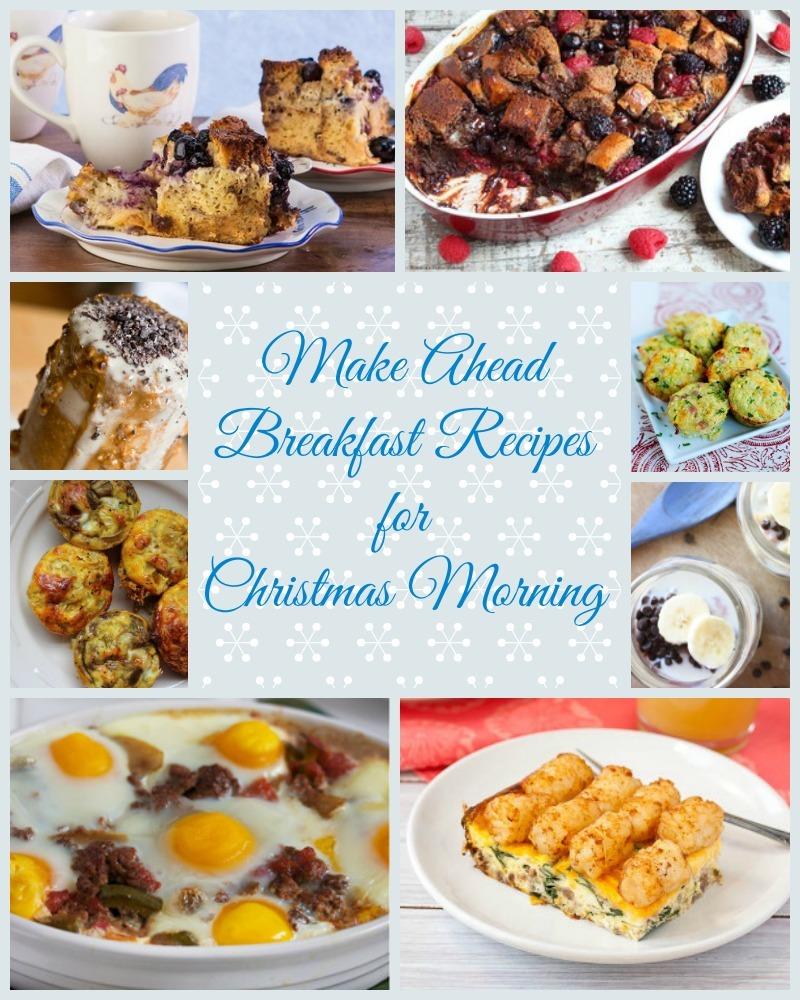 23 Make Ahead Breakfast Recipes For Christmas Morning