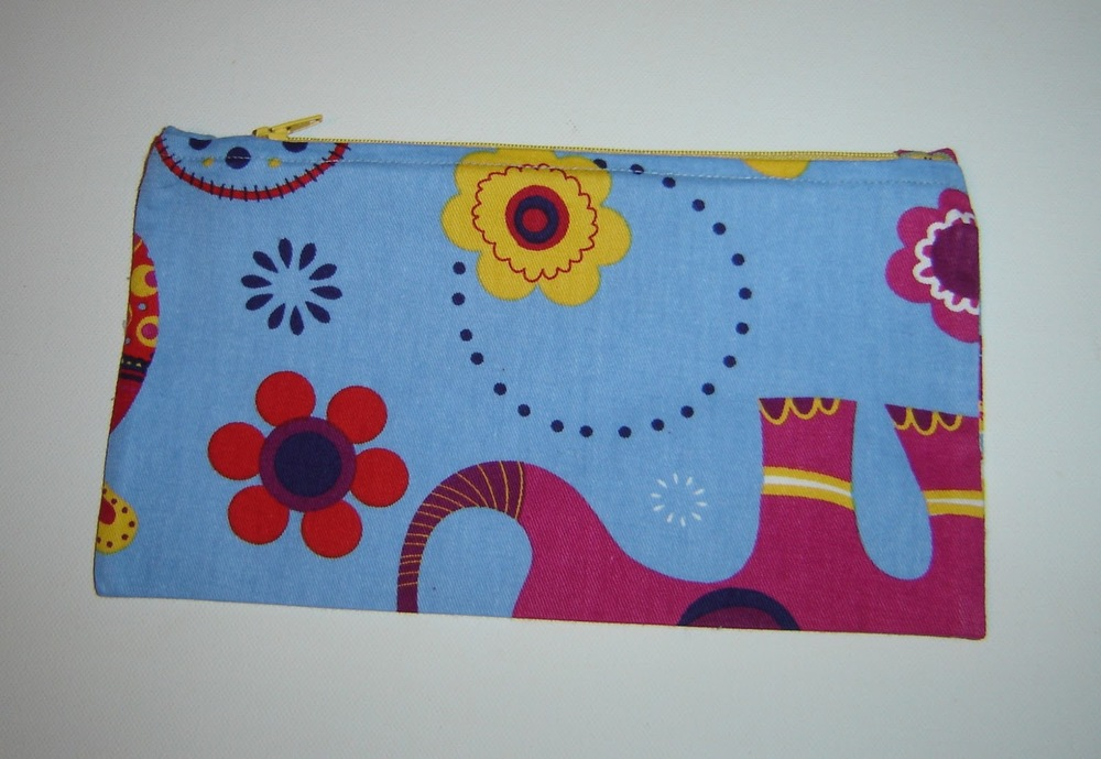 Whimsical Diy Pencil Case Allfreesewing Com