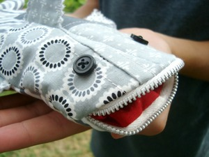 Great White Pencil Case
