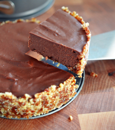 Crazy Good Chocolate Pie