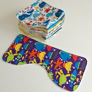 Ingenious Easy Burp Cloth