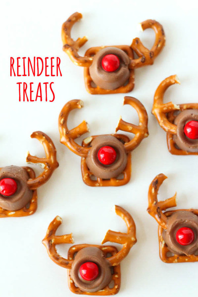 Rudolph Reindeer Treats
