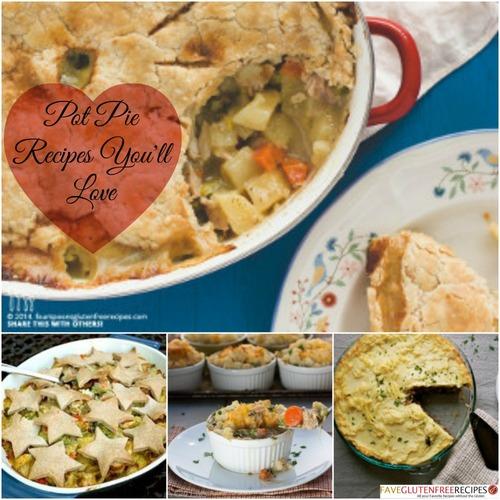 Turkey Pot Pie + Pot Pie Recipes You'll Love