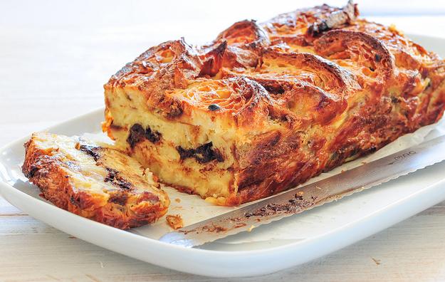 Chocolate Croissant Cake Favehealthyrecipes Com