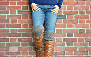 Hurricane Boot Cuffs