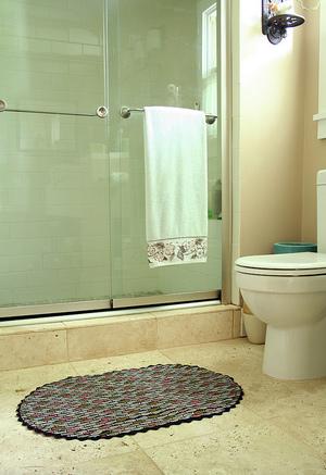 Diy Bath Mat Allfreesewing Com