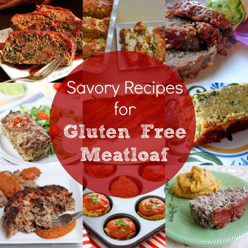 Savory Recipes for Gluten Free Meatloaf