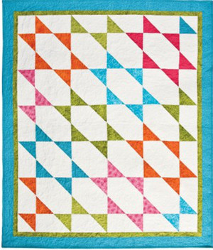 Bright Stretched Stars Throw