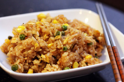 Chinese Takeout Fried Rice