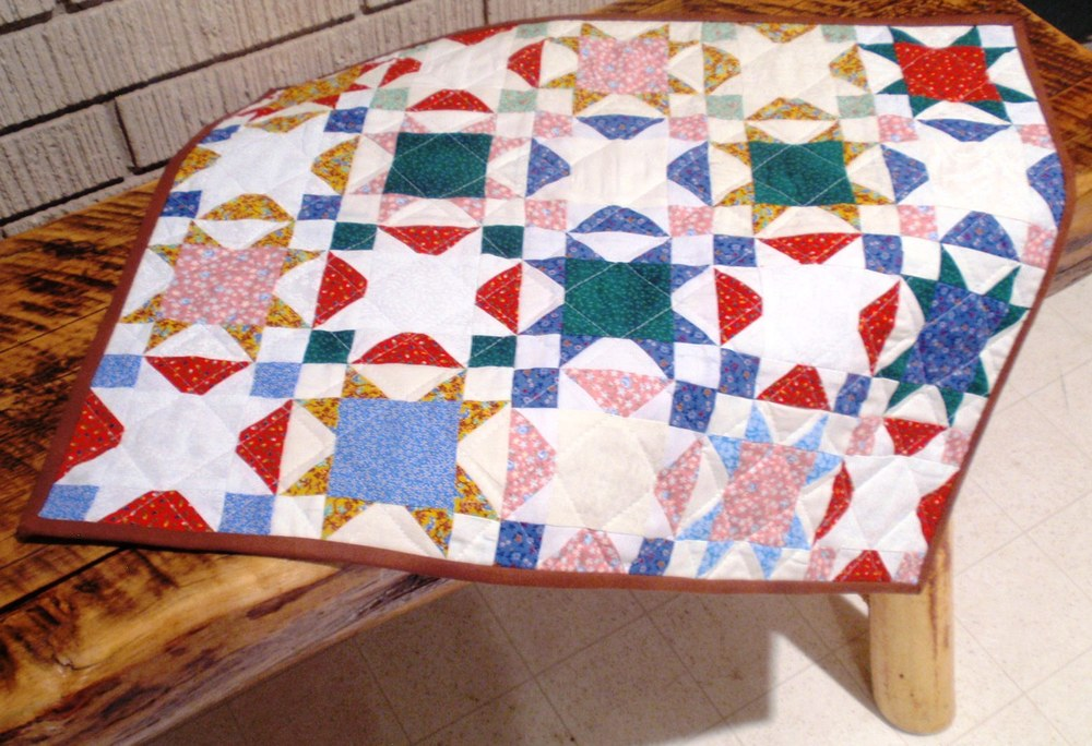 Adaptable Star Quilt Favequilts Com