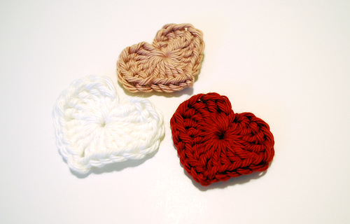 Easiest Crochet Heart Ever