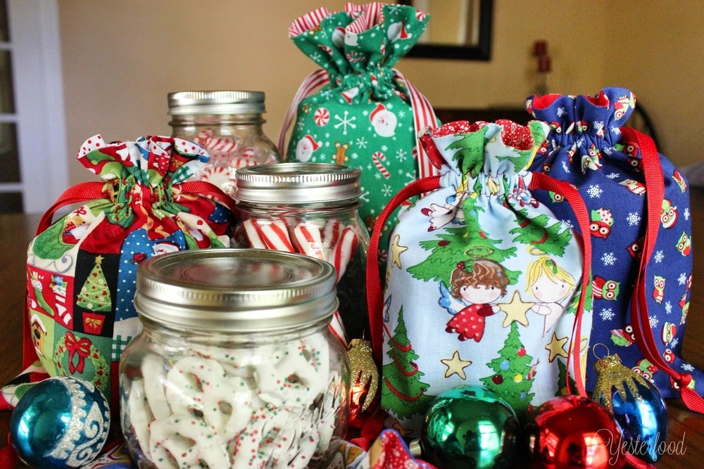How To Wrap A Mason Jar Allfreesewing Com