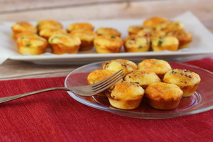 The Cutest Mini Quiches You Will Ever Eat