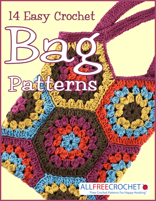 14 Easy Crochet Bag Patterns