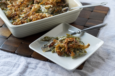 Marys Best Green Bean Casserole