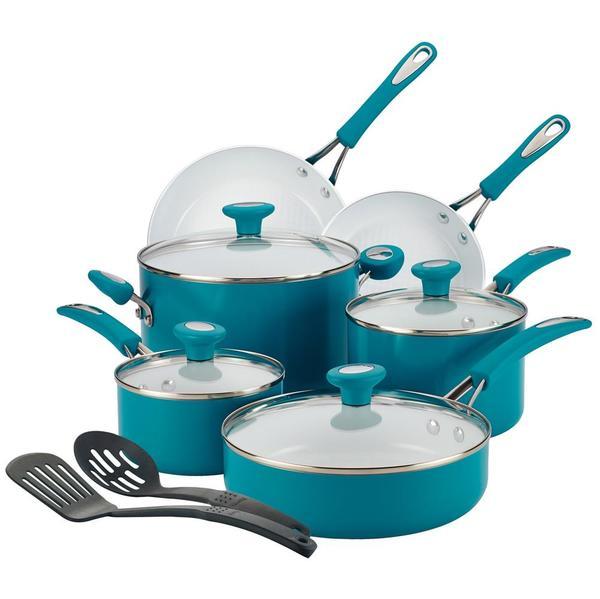 Silverstone 12-Piece Cookware Set