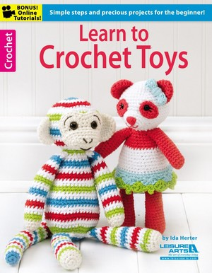Learn to Crochet Toys