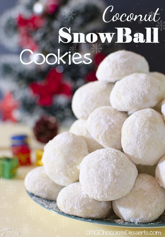 Coconut Snowball Cookies Recipelion Com
