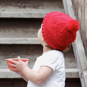 b59fae608ee 34+ Adorable Knit Baby Hats