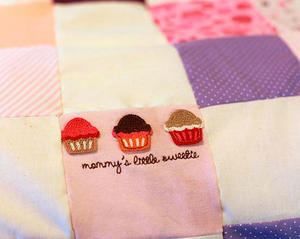Mommy's Little Sweetie Baby Clothes Quilt