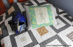 Favorite Drawing Pillow