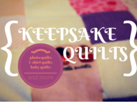 Keepsake Quilting: T-Shirt Quilts, Photo Quilts, and More