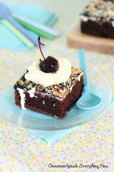 Down-Home Mississippi Mud Cake