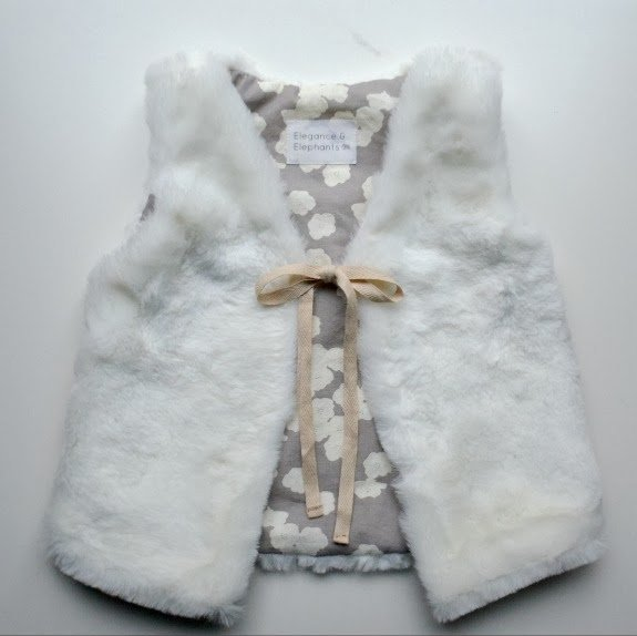 Cuddlebug Diy Faux Fur Vest Allfreesewing Com