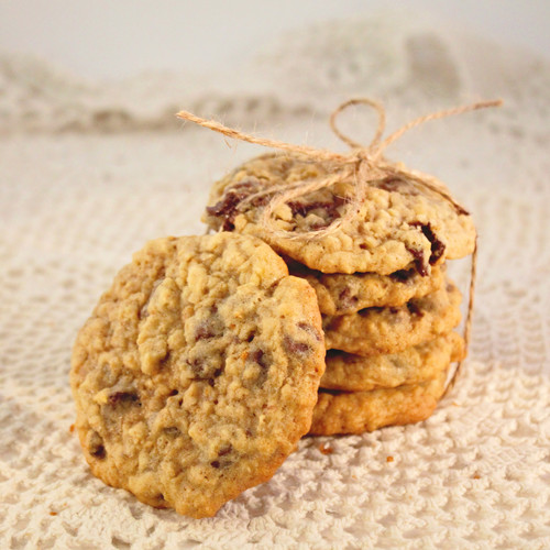 Big-Batch Oatmeal Chocolate Chip Cookies