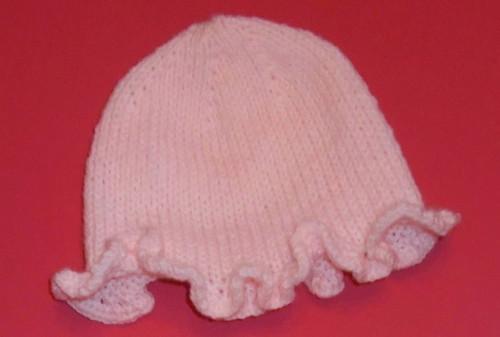 Ruffled Rosie Baby Hat  673c92e86e17