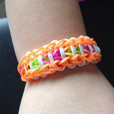 Loom Ladder Bracelet