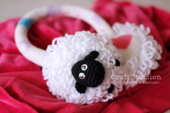 Crochet Earmuffs Pattern Allfreeholidaycrafts Com