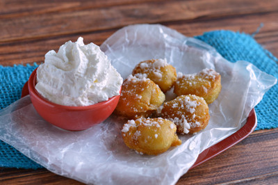 County Fair Funnel Cake Bites