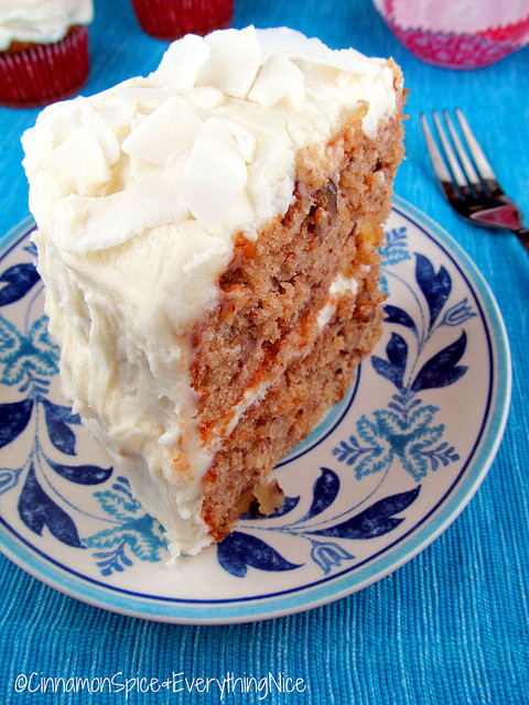 Southern-Style Hummingbird Cake