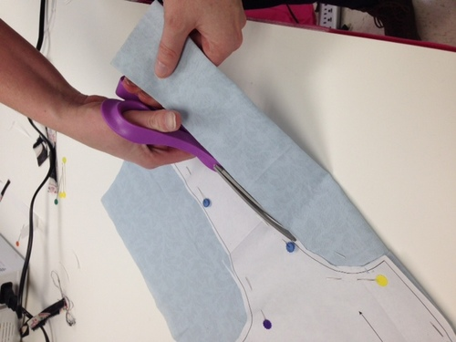 Quick Tips: How to Cut Fabric Perfectly