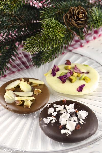 Delicious Homemade Chocolate Bites