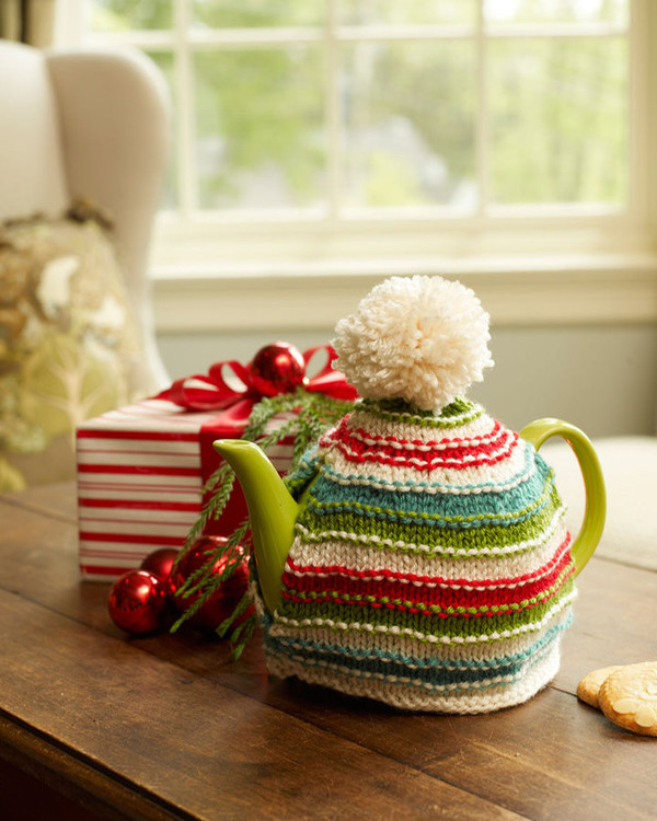 Warm Memories Tea Cozy