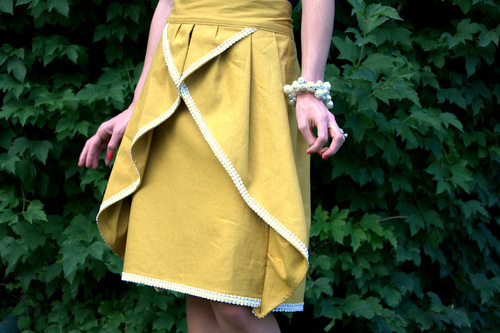 The Pinwheel Skirt