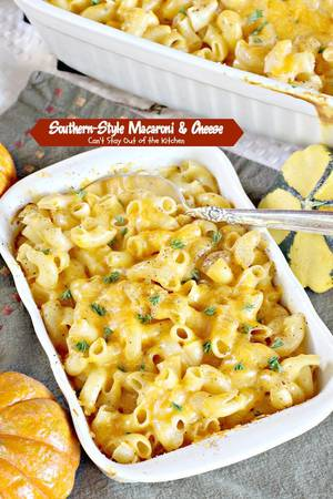 Southern-Style Macaroni and Cheese