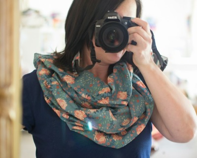 How to Make an Infinity Scarf: 19 DIY Infinity Scarf Patterns ...